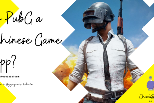 Is Pubg a Chinese Game