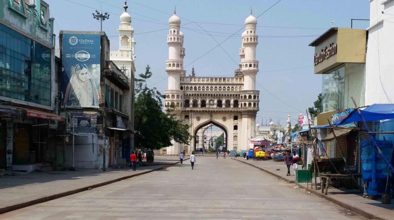 Corona Terror in Hyderabad
