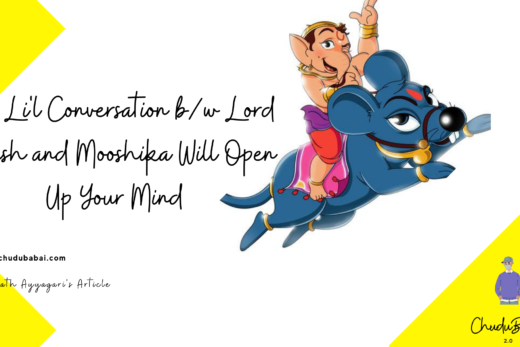Conversation of Lord Ganesh with Mooshika