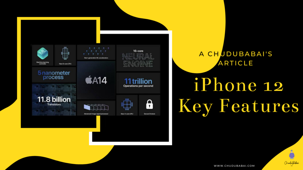 All About Apple Iphone 12