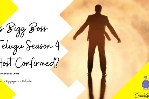 Bigg Boss 4 Telugu Host